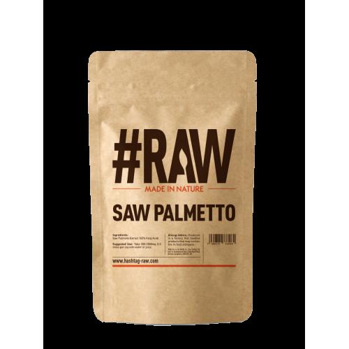 #RAW Saw Palmetto 100g (gulsčioji serenoja)