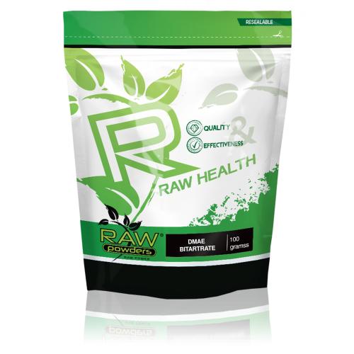 Raw Powders DMAE Bitartrate 100g