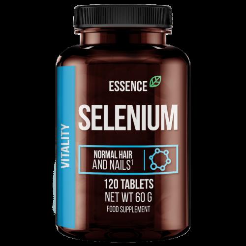 Essence Nutrition Selenas 120 tabl.
