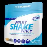 6PAK Nutrition Milky Shake Whey 300g