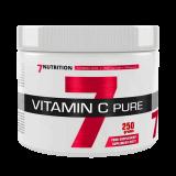 7Nutrition Vitaminas C milteliais 250g