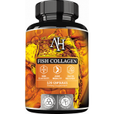 Apollo's Hegemony Naticol® Fish Collagen 120kaps