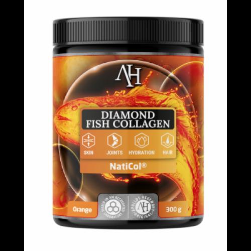 Apollo's Hegemony Naticol® Diamond Fish Collagen 300g