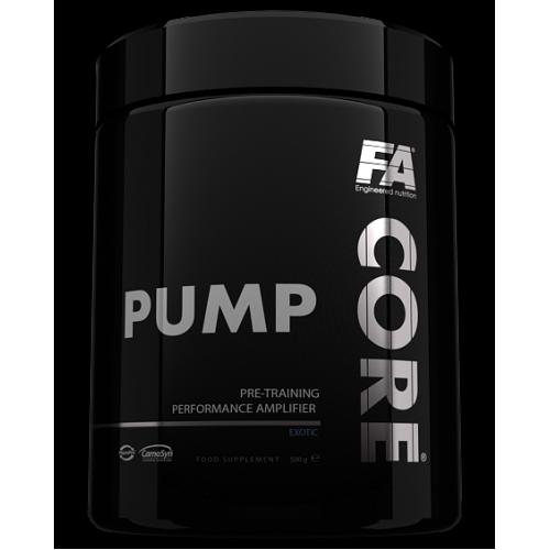 FA Nutrition Pump CORE 500 g