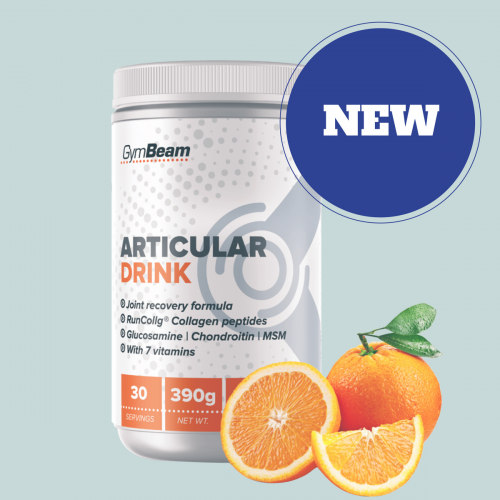 GymBeam Articular Drink 390g