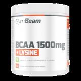 GymBeam BCAA + Lysine 300 tabl. ir tablečių dėtuvė dovanų