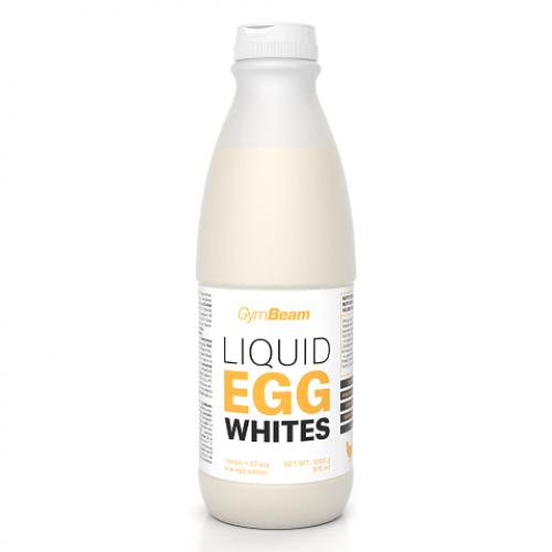 GymBeam Liquid Egg Whites (skysti kiaušinių baltymai) 970ml