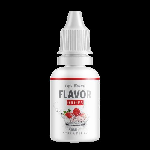 GymBeam Flavor Drops 30ml (skystas saldiklis)