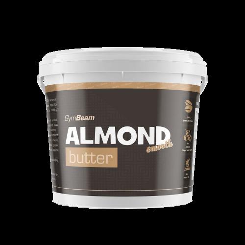 GymBeam Almond migdolų sviestas (100% natūralus)