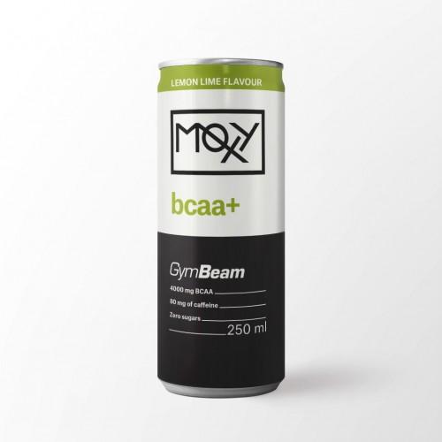 Gymbeam Moxy BCAA+ gėrimas su BCAA amino rūgštimis 250 ml