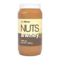 GymBeam Nuts & Whey riešutų užtepas 1000g