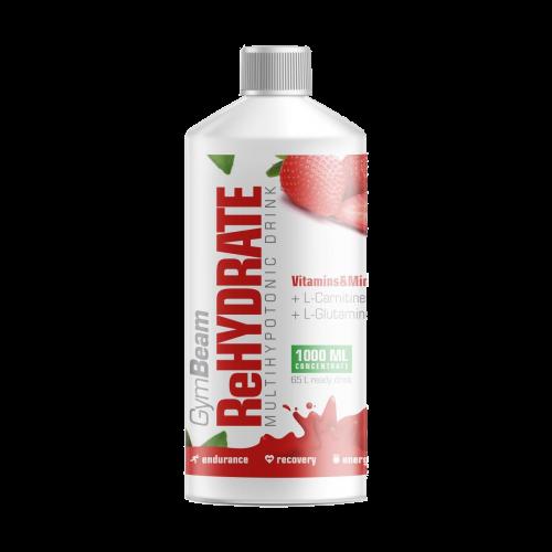 GymBeam ReHydrate Multihypotonic gėrimas 1000ml