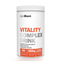 Gymbeam Vitality Complex Drink 360g