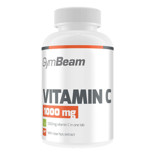 GymBeam Vitamin C 90 tabl.