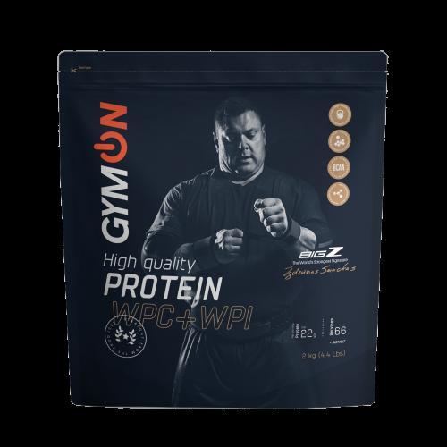GymON (Big Z series) Protein WPC+WPI 2000 g