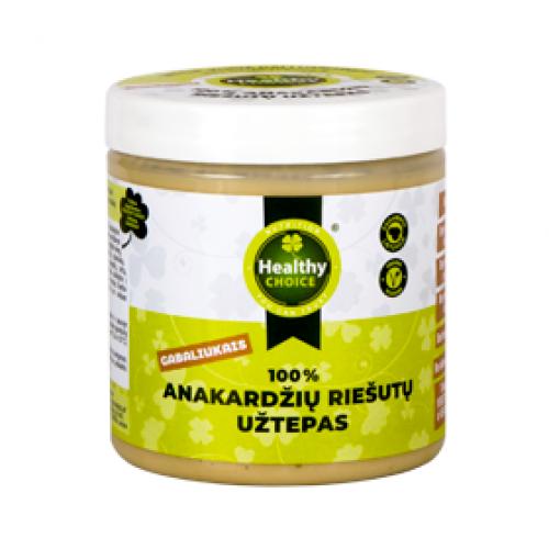 Healthy Choice Anakardžių riešutų užtepas 250g