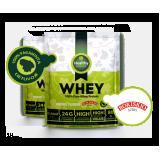 Healthy Choice 100% išrūgų baltymai 2000 g ir dovana
