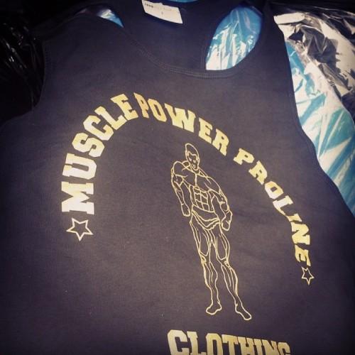 MPP marškinėliai Tank Top juodi limited Gold Edition