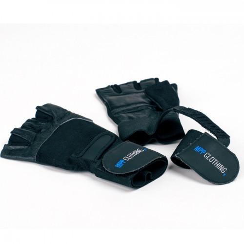 MPP pirštinės su riešu apsauga