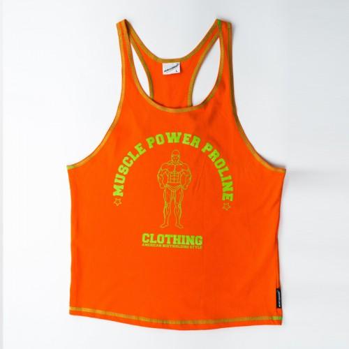 MPP marškinėliai Tank Top oranžiniai