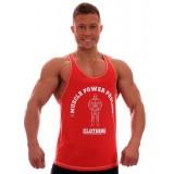 MPP marškinėliai Tank Top raudoni