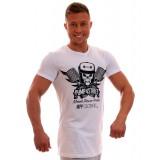 MPP marškinėliai Pump 4 Street Balti