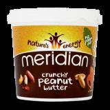 Meridian žemės riešutų sviestas be druskos 1 kg