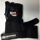MultiPower pirštinės su riešų apsauga