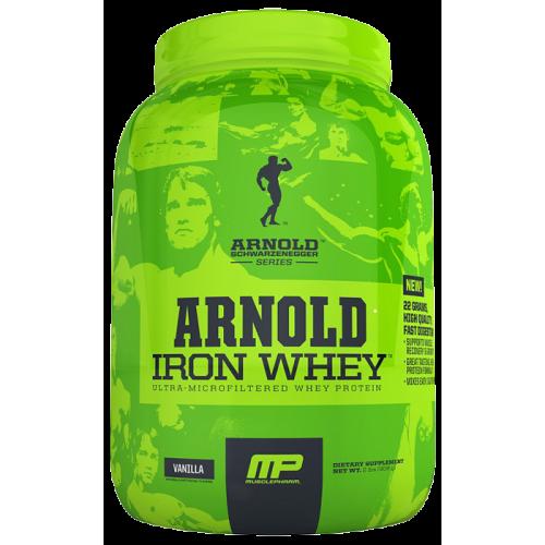 Arnold Schwarzenegger Series Iron Whey 2270 g