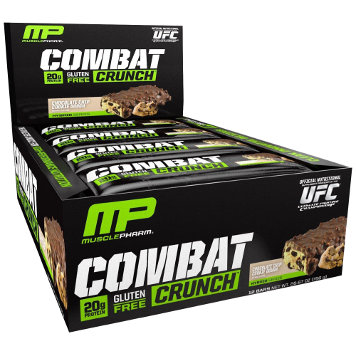 MusclePharm Combat Crunch batonėlis 2x 63 g