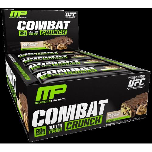 MusclePharm Combat Crunch batonėlis 2x 63 g