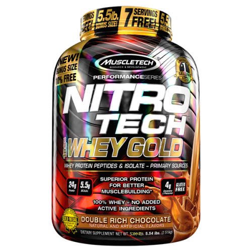 Muscletech Nitro-Tech Whey Gold