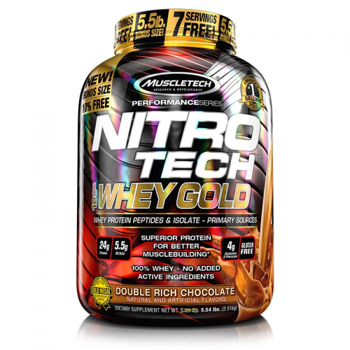 Muscletech Nitro-Tech Whey Gold