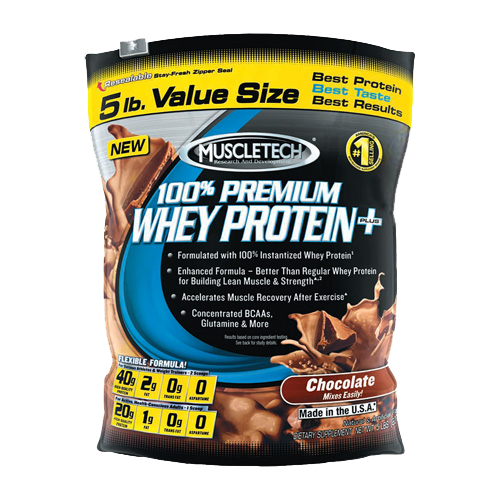 MuscleTech 100% Premium Whey Protein 2250 g