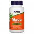 NOW Supplements Maca 500mg