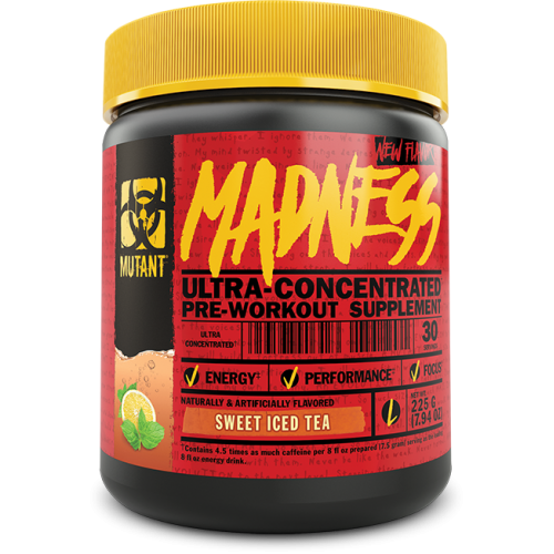 Mutant Madness Pre-Workout 225g