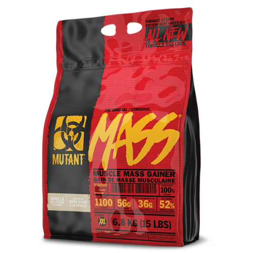 Mutant Mass 6,8 kg  ir maikutė dovanų! (NAUJA VERSIJA!!!)