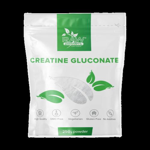 Raw Powders Creatine Gluconate 250 g