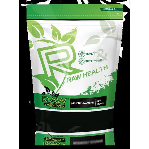 Raw Powders L-Phenylalanine 250 g