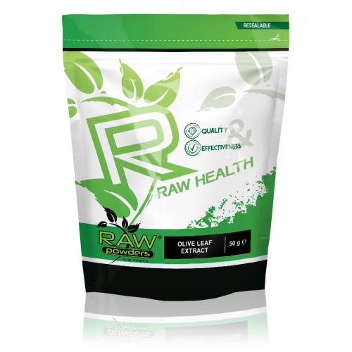 Raw Powders Olive Leaf Extract 100 g