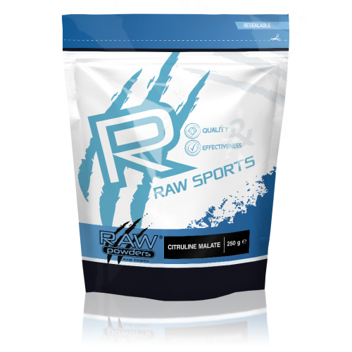 Raw Powders Citruline Malate 250 g