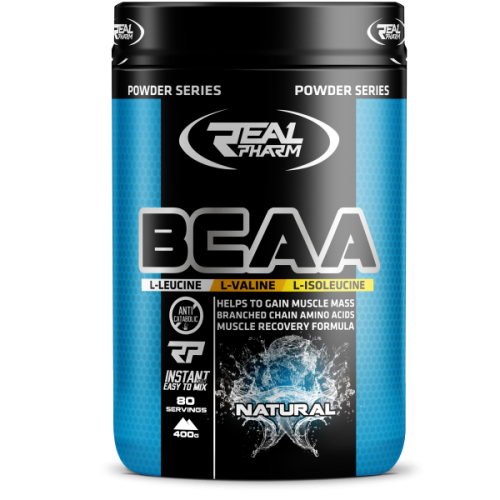 Real Pharm BCAA 400 g