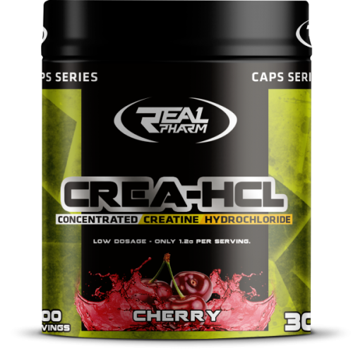 Real Pharm Crea HCL 250 g