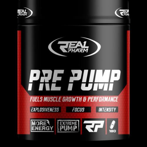 Real Pharm Pre Pump 180 tabl.
