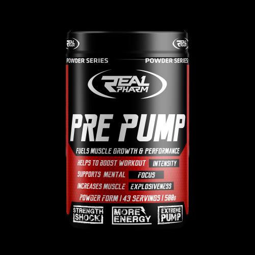 Real Pharm Pre Pump 500g