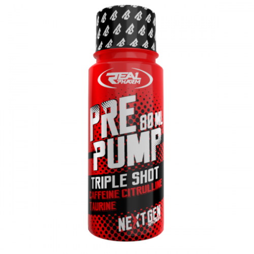 Real Pharm Pre Pump Triple Shot 80 ml