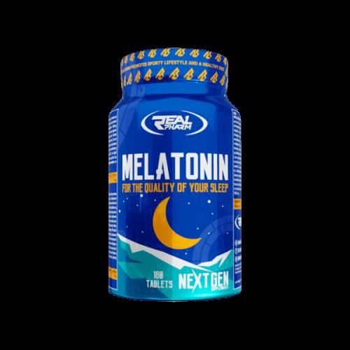 Real Pharm Melatoninas 180 tabl.
