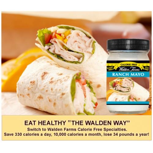 Walden Farms majonezas (0 kcal!)