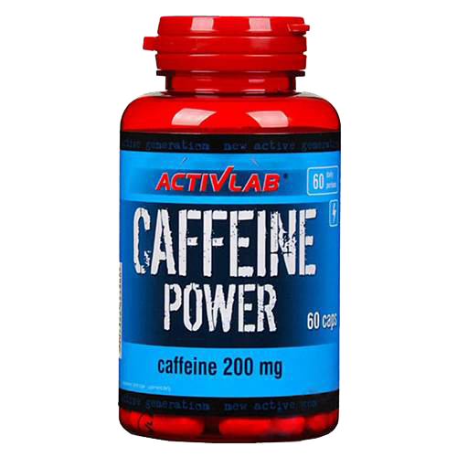 Activlab Caffeine Power 60 kaps