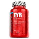 Amix Tyrosine (L-tirozinas) 120 kaps.